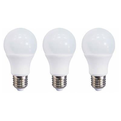 3 lampadine led lexman e27 60w goccia luce naturale 300 for Lampadine lexman