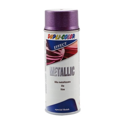 Smalto spray Metallic lilla diamantato 400 ml