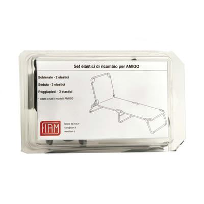 Set di elastici per lettino