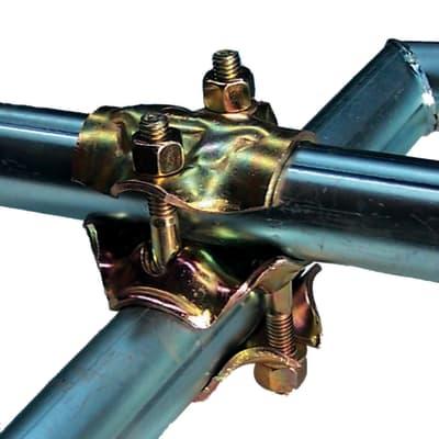 Giunto stampato ortogonale per tubo 48 mm