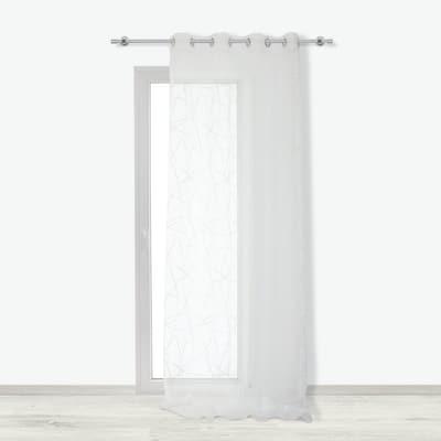 Tenda Melida bianco 140 x 290 cm