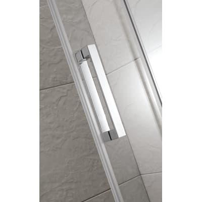 Porta doccia scorrevole manhattan 96 100 h 200 cm for Porta doccia leroy merlin