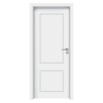 Porta da interno battente Samui bianco 70 x H 210 cm dx