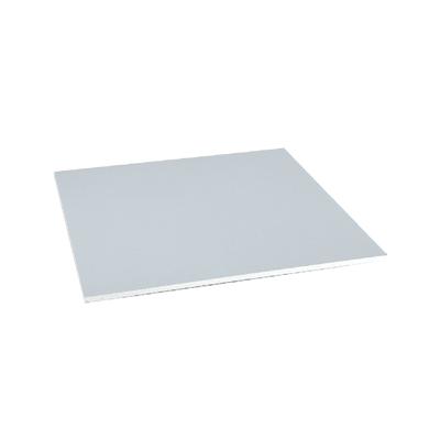 Pannello controsoffitto accoppiata con isolante idrofuga 60 x 60 cm, spessore 12 mm