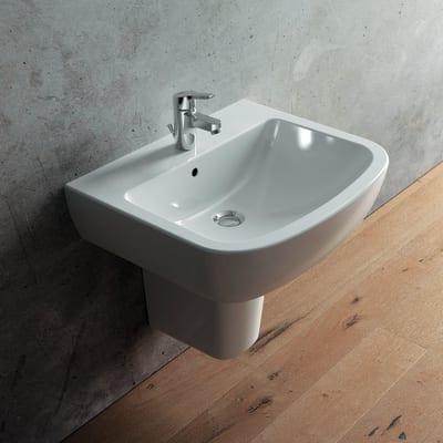 Ceramiche Da Bagno Dolomite.Lavabo Ceramiche Dolomite Suite Prezzi E Offerte Online Leroy Merlin