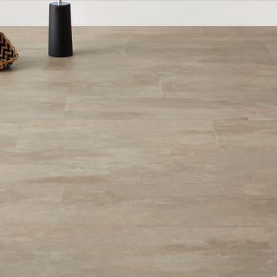 Pavimento vinilico adesivo taupe 2 mm prezzi e offerte for Pavimento adesivo leroy merlin