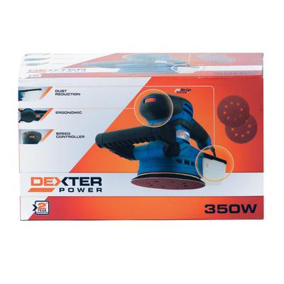 Levigatrice rotorbitale Dexter 350 W