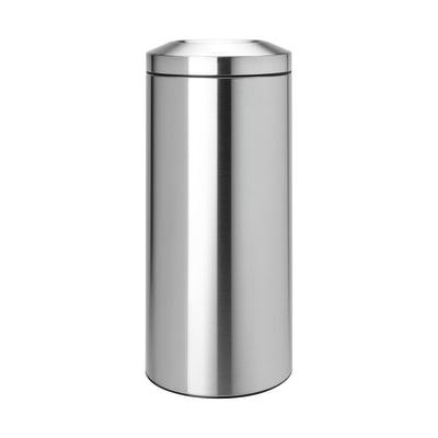 Pattumiera Flameguard Paper Bin 30 L grigio