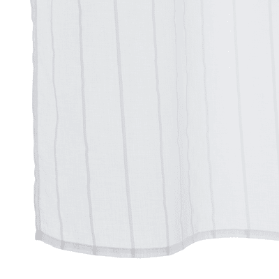Tenda Emily bianco 140 x 280 cm