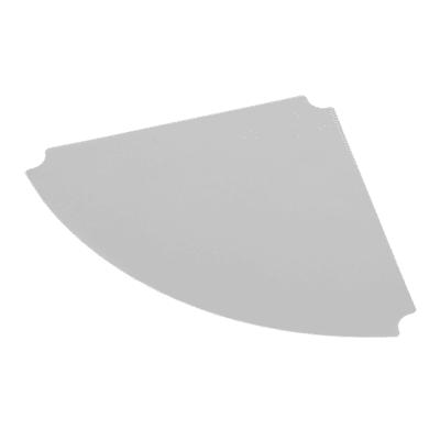 Copri ripiano Spaceo Chrome Style+ L 32 x P 32 cm
