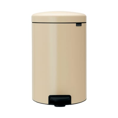 Pattumiera Pedal Bin New Icon 20 L beige