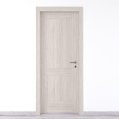 Porta da interno battente Cape Side 90 x H 210 cm sx