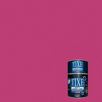 Smalto manounica  per sanitari Renovatix Tixe Rosa Shock brillante 0,75 L