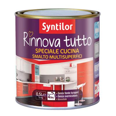 Smalto Rinnova tutto Syntilor Vaniglia 0,5 L