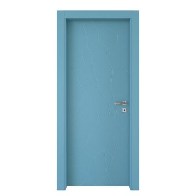 Porta da interno battente The Thing avio 70 x H 210 cm sx