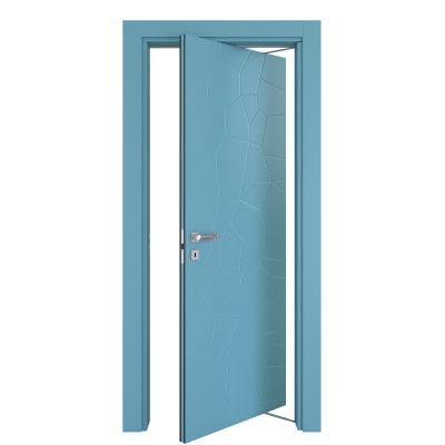 Porta da interno rototraslante The Thing avio 70 x H 210 cm dx