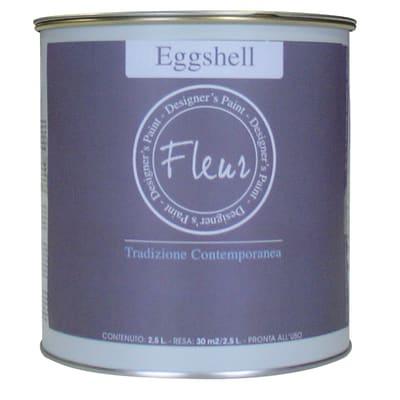 Smalto manounica Fleur Eggshell all'acqua taupe sophistication satinato 0.75 L