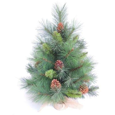 Alberello di Natale da appoggio Marmolada H 60 cm