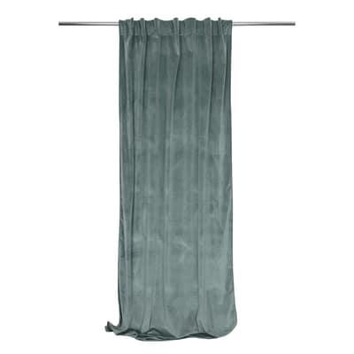 Tenda Misty verde 135 x 280 cm
