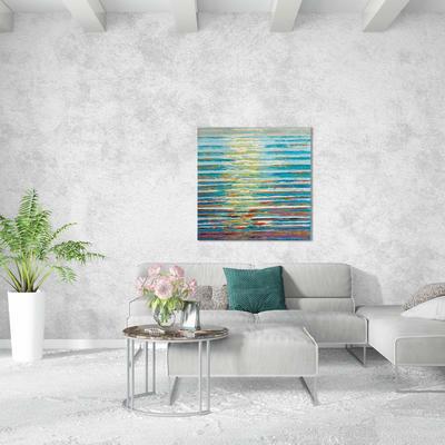 dipinto su tela Astratto 100x100