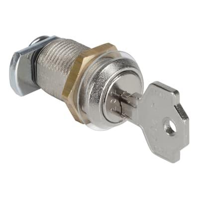 Cilindro tondo mezzo profilo FAAC Cilindro interno per elettroserratura 30 mm
