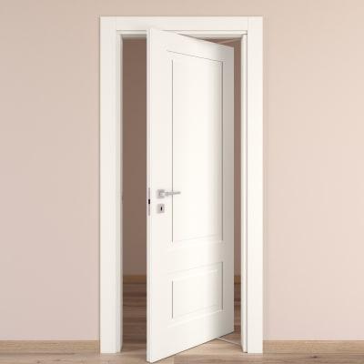 Porta da interno rototraslante Shibuya Bianco 80 x H 210 cm dx