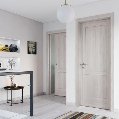 Porta da interno battente Cape Side 60 x H 210 cm dx