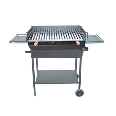 Barbecue a legna festa plus prezzi e offerte online for Barbecue in muratura leroy merlin