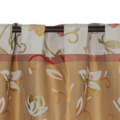 Tenda Chambord rosa 140 x 270 cm