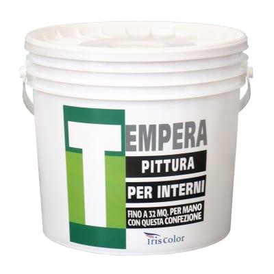 Tempera murale bianca 4 L
