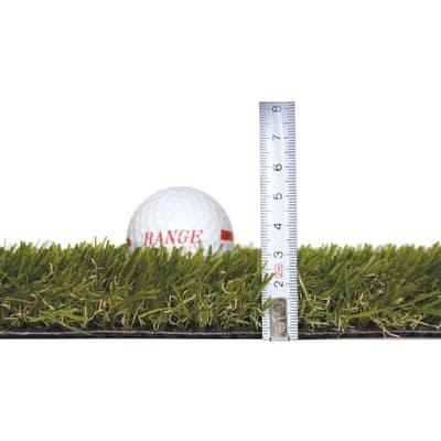 Erba sintetica pretagliata Barcellona L 5 x H  2 m, spessore 30 mm