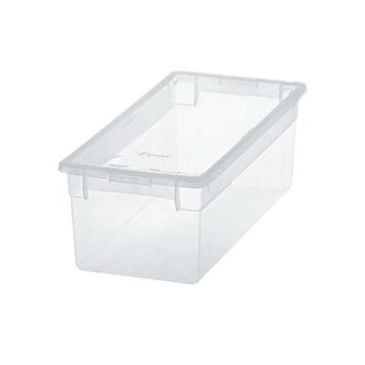 Scatola Light Box S L 17,8 x P 39,6 x H 13,2 cm trasparente