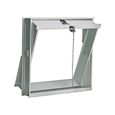 Telaio basculante 4 vetri 42,6 x 41,4 x 8,8 cm
