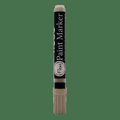Colore acrilico marrone Pennarello james taupe opaca Fleur