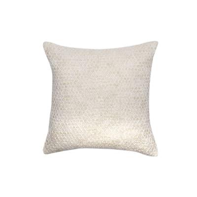Cuscino Idole beige 45 x 45 cm