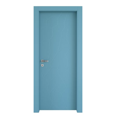 Porta da interno battente The Thing avio 80 x H 210 cm dx