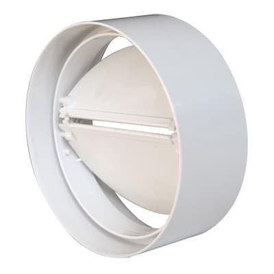 Valvola antiritorno Per tubi tondi Ø 10 cm