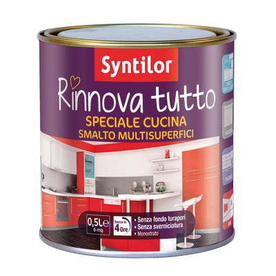 Smalto Multisuperfici Syntilor Cioccolata 0,5 L