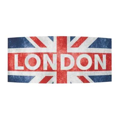 Applique London rosso Ø 42 cm