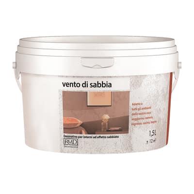 Pittura Ad Effetto Decorativo Vento Di Sabbia Silver 1 5 L Prezzi E
