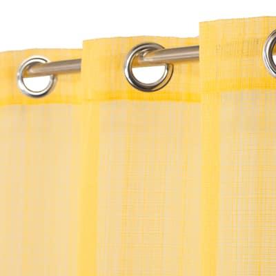 Tenda Althea giallo 140 x 260 cm