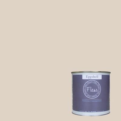 Smalto manounica Fleur Eggshell all'acqua cream love satinato 0.75 L