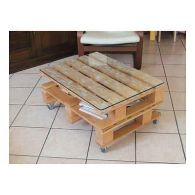 Pallet singolo legno l 80 x p 60 x h 14 5 cm grezzo prezzi - Mobili pallet prezzi ...