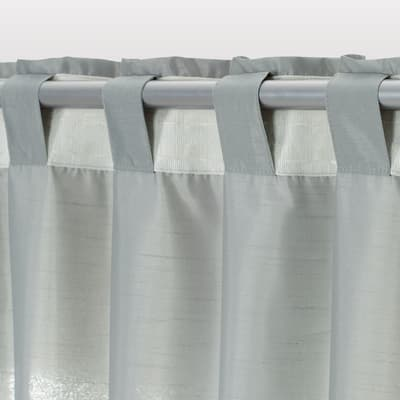 Tenda Silka grigio 200 x 280 cm