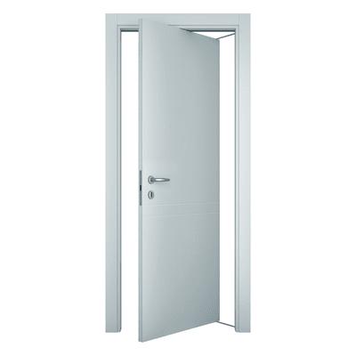 Porta da interno rototraslante Rail bianco 70 x H 210 cm dx