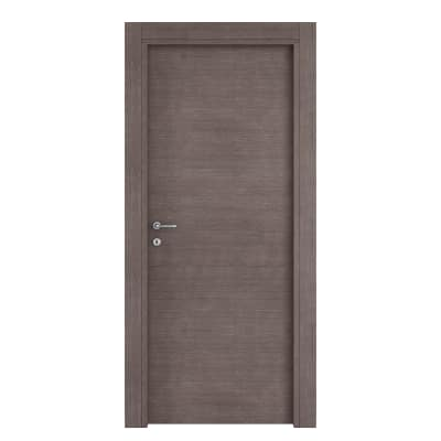 Porta da interno battente Autumn 90 x H 210 cm reversibile