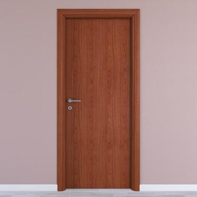 Porta da interno battente Rose 70 x H 210 cm reversibile