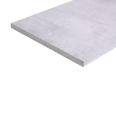 Pannello melaminico cemento 25 x 800 x 1380 mm