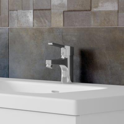 Mobile bagno Elea bianco L 122 cm