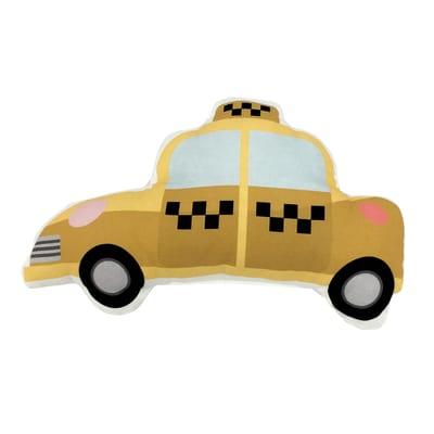 Cuscino Taxi giallo 38 x 61 cm